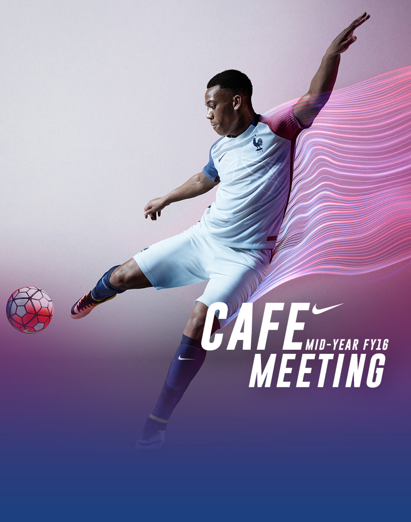 Nike | Cafe Meeting